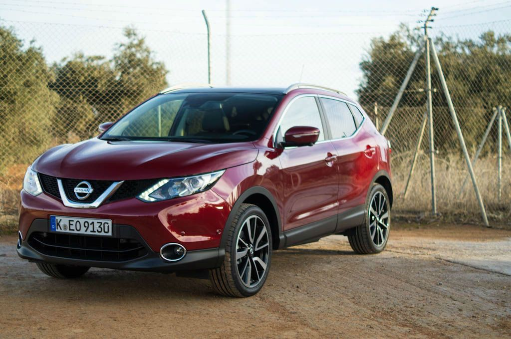 2014 Nissan Qashqai 12 Dig T Review The Crossover Reboot Carwitter