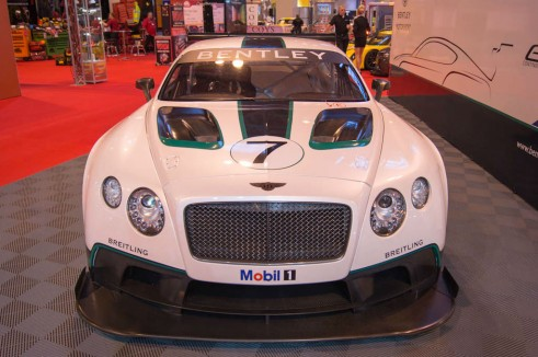 Autosport Show 2014 Review - Bentley Continental GT3 Front - carwitter.jpg
