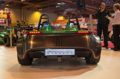 Autosport Show 2014 Review - Caterham Aero Severn Concept Rear - carwitter.jpg