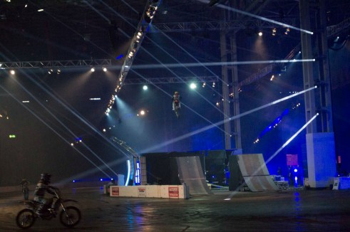 Autosport Show 2014 Review - Live Action Arena 1 - carwitter
