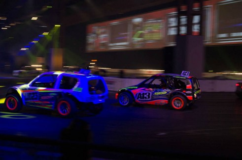 Autosport Show 2014 Review - Live Action Arena 3 - carwitter