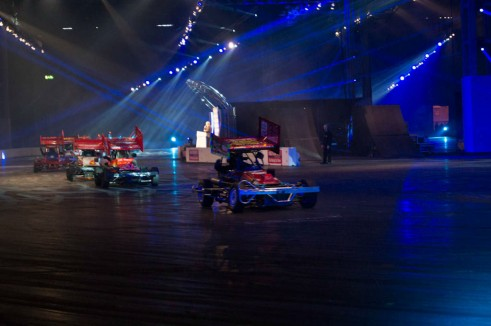 Autosport Show 2014 Review - Live Action Arena 4 - carwitter