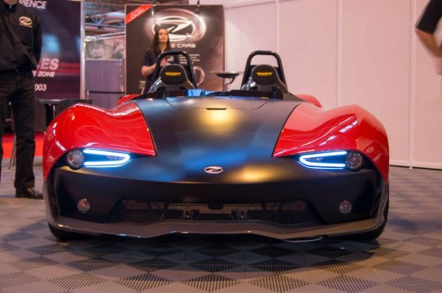 Autosport Show 2014 Review - Zenos E10 Front - carwitter