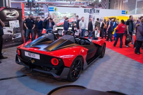 Autosport Show 2014 Review - Zenos E10 Rear - carwitter