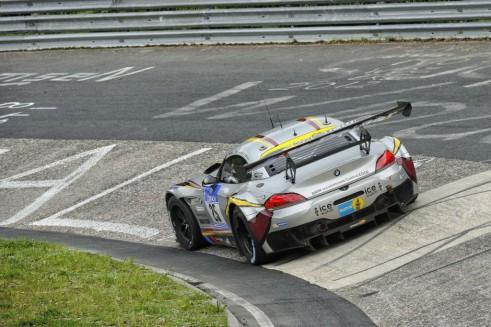 BMW GT3 Nurburgring - carwitter