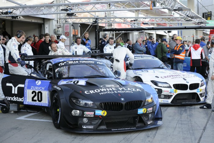 BMW GT3 - carwitter