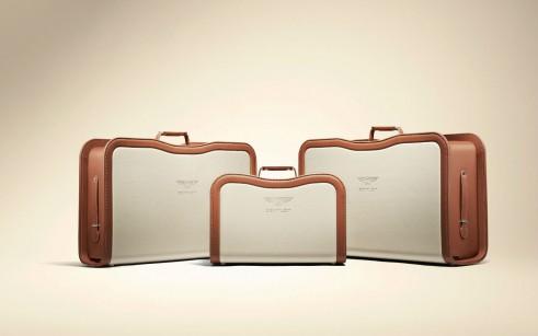 Bentley Birkin Mulsanne Luggage Group Tan - carwitter