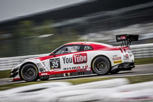 GT Academy YouTube Nissan GT-R GT3 Car