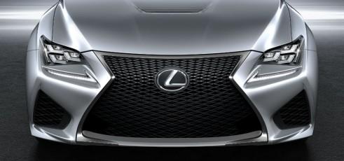 Lexus RC F front 4 carwitter 491x230 - Lexus RC F specs - Lexus RC F specs