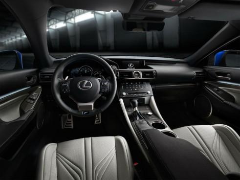 Lexus RC F interior carwitter 491x368 - Lexus RC F specs - Lexus RC F specs