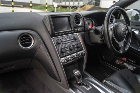 Litchfield Nissan GT-R Stage 4 - Dashboard - carwitter
