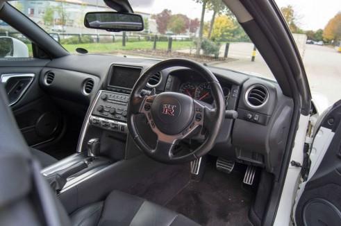 Litchfield Nissan GT-R Stage 4 - Interior - carwitter