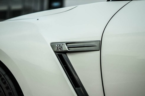 Litchfield Nissan GT-R Stage 4 - Side Gill Badge - carwitter