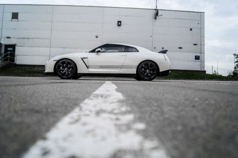 Litchfield Nissan GT-R Stage 4 - Side Low - carwitter