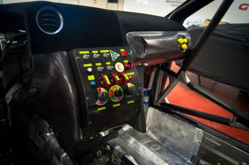 Nissan GT-R GT3 JRM - Dash Switches - carwitter