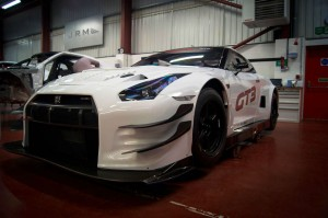 Nissan GT R GT3 JRM Front Angle carwitter 300x199 - Building the Nissan GT-R NISMO GT3 - Building the Nissan GT-R NISMO GT3