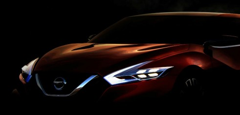 Nissan Sports Sedan Concept - carwitter