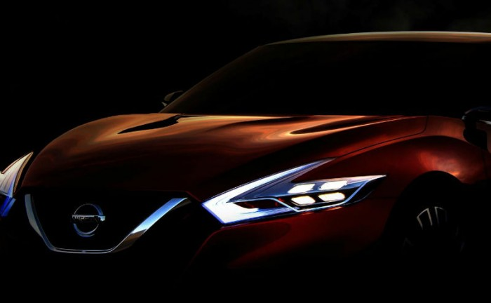 Nissan Sports Sedan Concept carwitter 700x432 - Nissan Sports Sedan Concept - Nissan Sports Sedan Concept