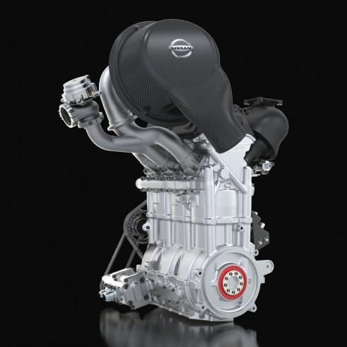 Nissan-ZEOD-Engine-DIG-T R 1 - carwitter