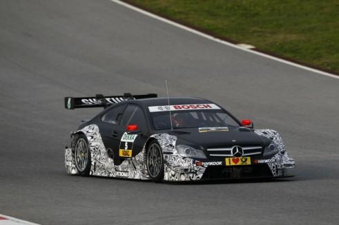Paul Di Resta Mercedes - carwitter