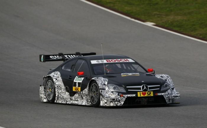 Paul Di Resta Mercedes carwitter 700x432 - Di Resta returns to DTM - Di Resta returns to DTM