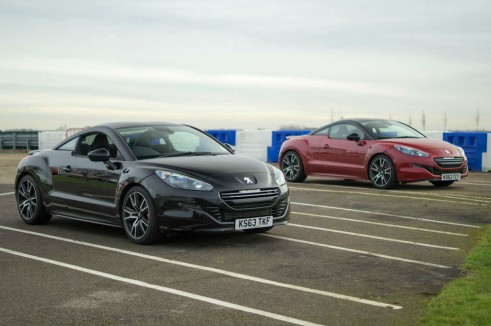 Peugeot RCZ R Review Black Red Side carwitter 491x326 - Peugeot RCZ R Review – A whole new RCZ - Peugeot RCZ R Review – A whole new RCZ