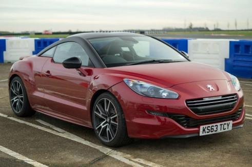 Peugeot RCZ R Review - Front Angle Close - carwitter