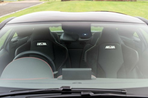 Peugeot RCZ R Review Front Seat Badge carwitter 491x326 - Peugeot RCZ R Review – A whole new RCZ - Peugeot RCZ R Review – A whole new RCZ