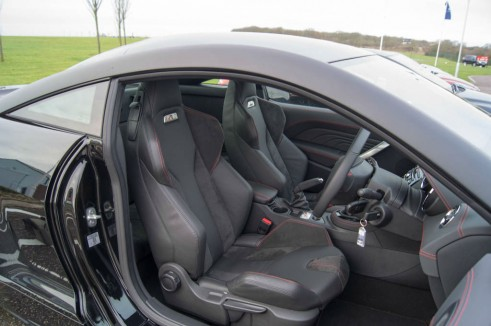Peugeot RCZ R Review - Front Seats - carwitter