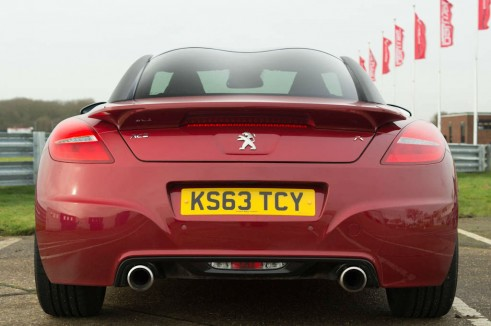 Peugeot RCZ R Review - Rear - carwitter