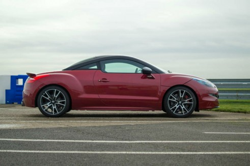Peugeot RCZ R Review Side carwitter 491x326 - Peugeot RCZ R Review – A whole new RCZ - Peugeot RCZ R Review – A whole new RCZ