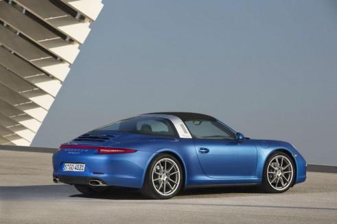 Porsche 991 Targa 4 Rear carwitter 491x327 - Porsche 991 Targa Price & Specs - Porsche 991 Targa Price & Specs