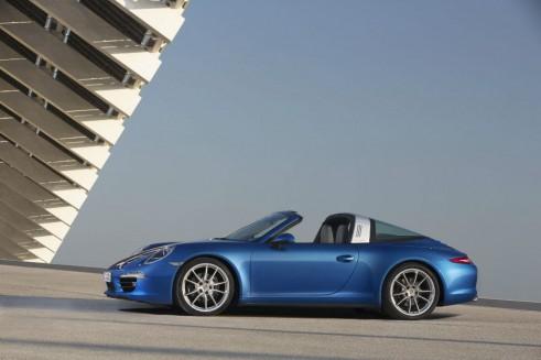 Porsche 991 Targa 4 Side carwitter 491x327 - Porsche 991 Targa Price & Specs - Porsche 991 Targa Price & Specs
