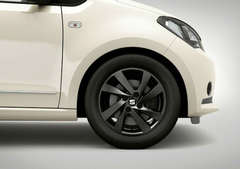 SEAT Mii By Mango Alloy Nude - carwitter