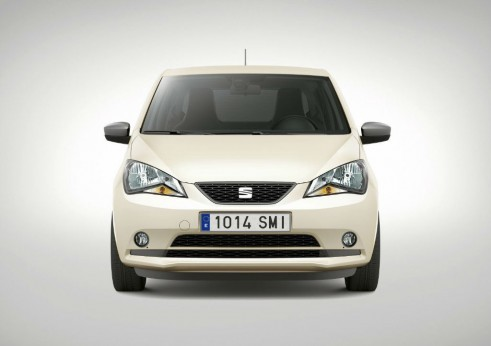 SEAT Mii By Mango Front Nude - carwitter