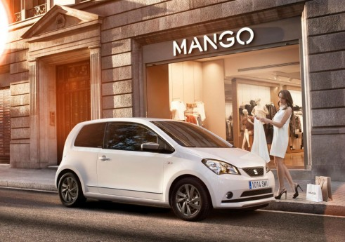 SEAT Mii By Mango Side Store- carwitter