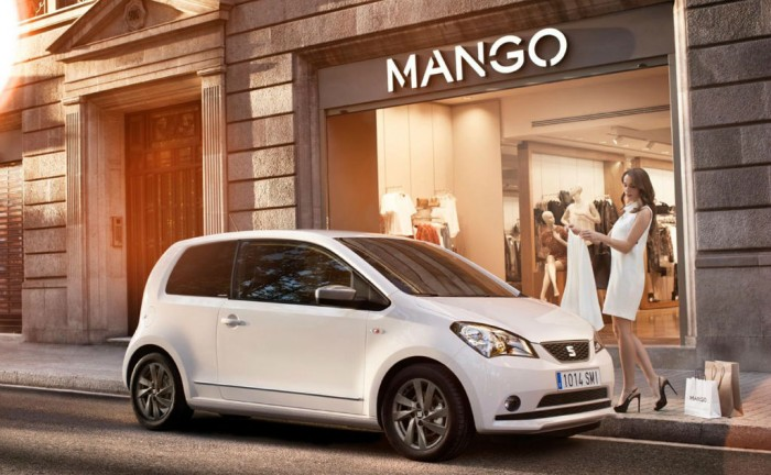 SEAT Mii By Mango Side Store carwitter 700x432 - SEAT Mii by MANGO announced - SEAT Mii by MANGO announced