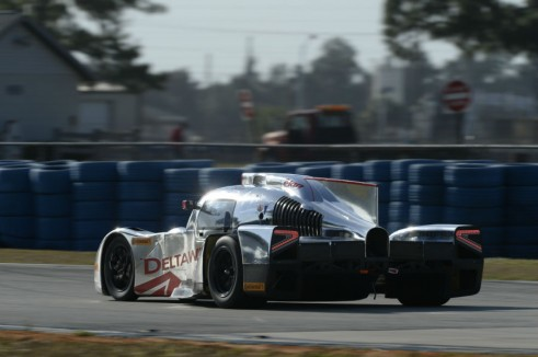 TUSCC 2014 Delta Wing Rear carwitter 491x326 - Tudor United SportsCar Championship: A New Chapter in American Motorsport - Tudor United SportsCar Championship: A New Chapter in American Motorsport