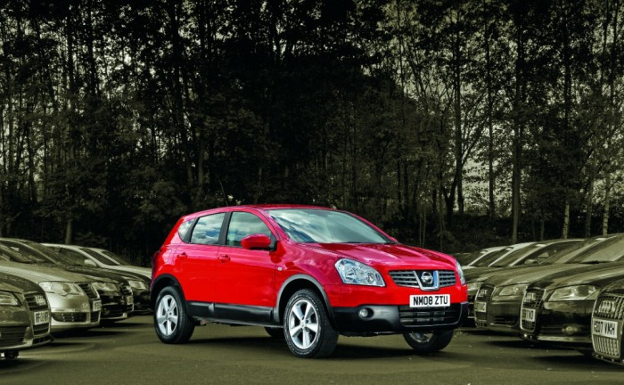 Used Nissan Qashqai carwitter 700x432 - GUIDE - How To Maintain The Value Of Your Car - GUIDE - How To Maintain The Value Of Your Car