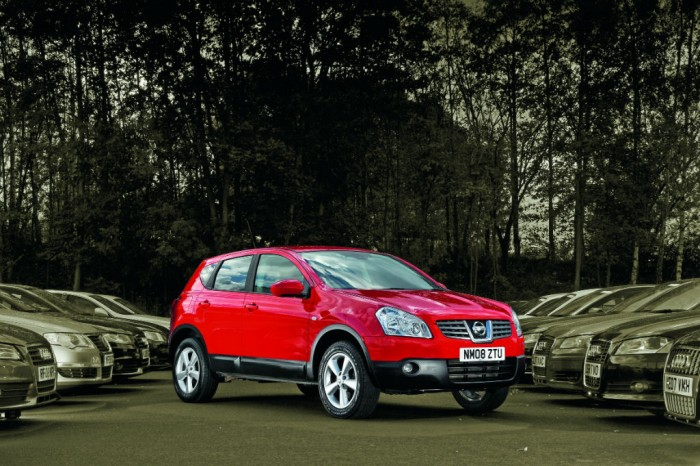 Used Nissan Qashqai carwitter 700x466 - The Traps to Avoid When Buying Used Cars - The Traps to Avoid When Buying Used Cars