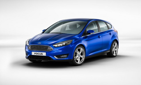 2014 Ford Focus - carwitter