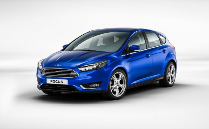 2014 Ford Focus carwitter 700x432 - 2014 Ford Focus gets mid-life facelift - 2014 Ford Focus gets mid-life facelift