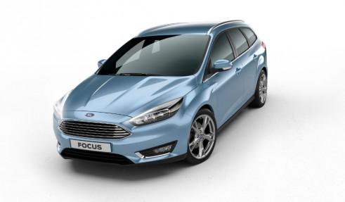 2014 Ford Focus estate  - carwitter