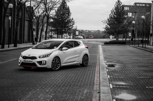 2014 Kia Pro Ceed GT Review Front Angle Deep carwitter 491x326 - Kia Pro Ceed GT Review – The newbie - Kia Pro Ceed GT Review – The newbie
