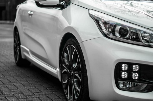 2014 Kia Pro Ceed GT Review Side Detail carwitter 491x326 - Kia Pro Ceed GT Review – The newbie - Kia Pro Ceed GT Review – The newbie