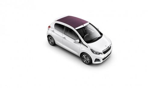 2014 Peugeot 107 - carwitter