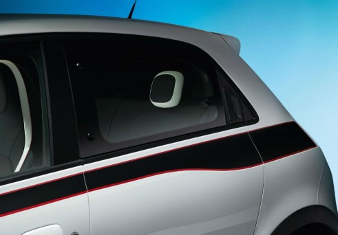 2014 Renault Twingo - Side Window Glass - carwitter