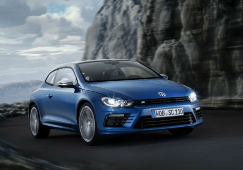 2014 VW Scirocco - carwitter