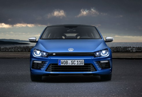 2014 VW Scirocco front 3  - carwitter