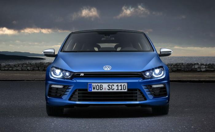 2014 VW Scirocco front 3 carwitter 700x432 - 2014 Volkswagen Scirocco Facelift - 2014 Volkswagen Scirocco Facelift